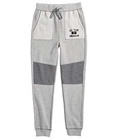 Epic Threads Big Boys Ski Team Joggers, Created for Macy's
