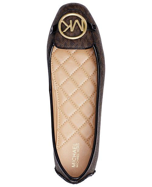 552c3f14 Michael Kors Lillie Moccasin Flats & Reviews - Flats - Shoes - Macy's