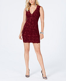 GUESS Drea Sleeveless Lace Dress