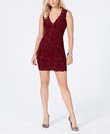 GUESS Drea Sleeveless Lace Dress