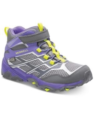 Merrell Toddler Girls Moab Fst Waterproof Boots