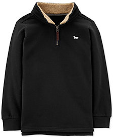 Carter's Little & Big Boys Half-Zip Fleece Pullover