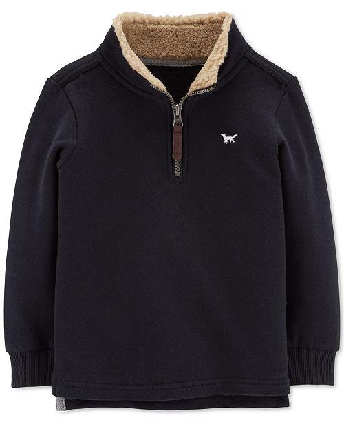 Fleece Pullover Macy's