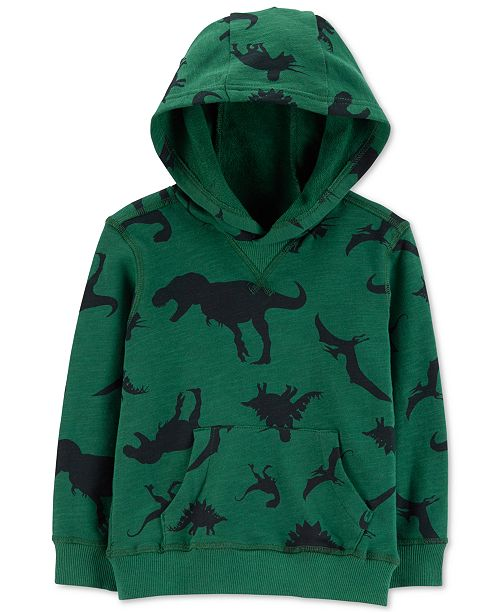 vast selection amazing price latest design Carter's Toddler Boys Cotton Dinosaur Hoodie & Reviews ...