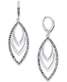 INC Drop Navette Earrings, Created for Macy's