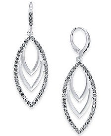 I.N.C. Drop Navette Earrings, Created for Macy's