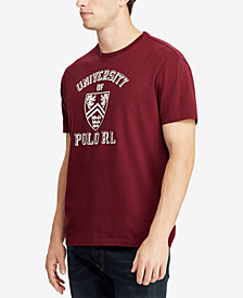 Polo Ralph Lauren Men's Classic Fit Graphic Cotton T-Shirt