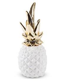 Ceramic Pineapple Figurine