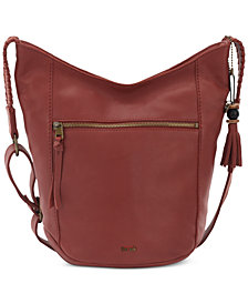 The Sak Silverado Leather Hobo