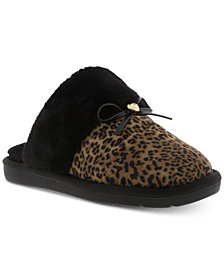 Michael Kors Little & Big Margot Comfy Slippers
