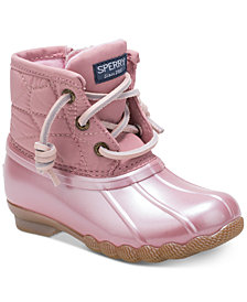 Sperry Toddler & Little Girls Saltwater Boots