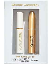 Grande Cosmetics Lash Junkie Set