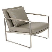 Emmett Lounge Chair, Quick Ship