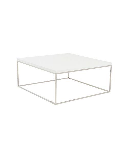 Euro Style Teresa Square Coffee Table