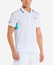 Lacoste Men's Ultra-Dry Sport Polo