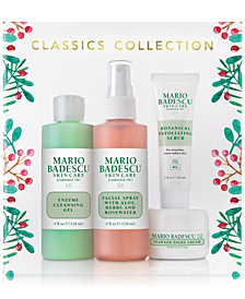 Mario Badescu 4-Pc. Classics Collection Gift Set