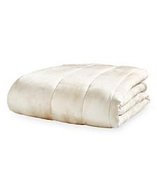 Ivory Textured Queen Quilt