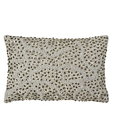 Gold Pomegranate Bead Pillow