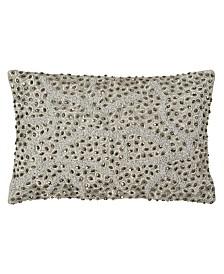 Michael Aram Gold Pomegranate Bead Pillow