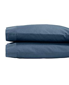 Michael Aram Striated Band Standard Pillowcase Pair
