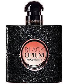 Yves Saint Laurent Black Opium Eau de Parfum Spray, 1.6 oz