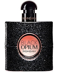 Yves Saint Laurent Black Opium Eau de Parfum Spray, 1 oz