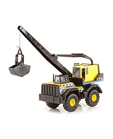 Toys - Tonka Steel Classic Mighty Crane