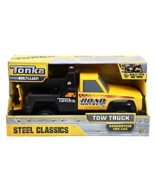 Funrise Toys - Tonka Steel Classic Tow Truck