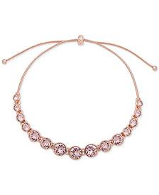 Givenchy Crystal Bezel Slider Bracelet