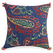 "Jessica Simpson Provincial 16""x16"" Decorative Pillow"