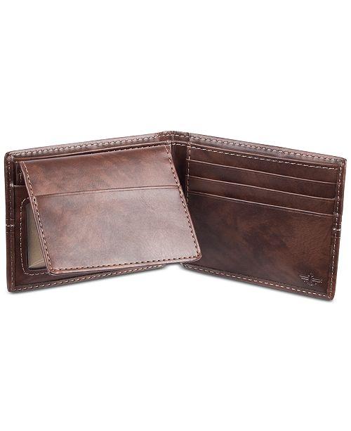 961754cfda Dockers RFID Traveler Wallet & Reviews - Men - Macy's