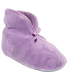 Chenille Boot Slippers