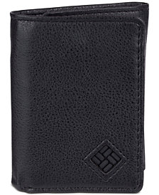 Columbia Men's Tri-Fold RFID Wallet