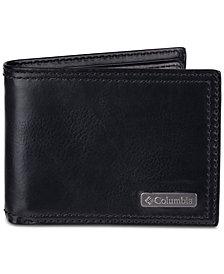 Columbia Men's Slim Extra-Capacity RFID Wallet