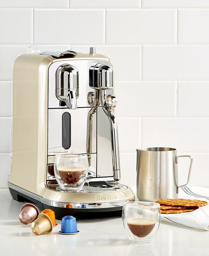Breville - Nespresso Creatista
