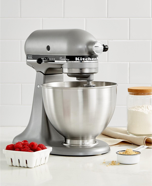 KitchenAid 4.5QT Stand Mixer O...