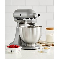 Deals on KitchenAid KSM75 4.5 Qt. Classic Plus Stand Mixer