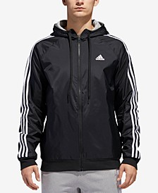 Men's Reversible Hooded Jacket