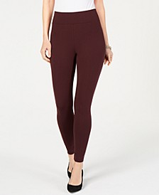 Petite Comfort-Waist Leggings, Created for Macy's