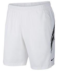"Nike Men's Court Dry 9"" Tennis Shorts"