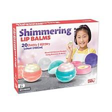 Toys - Shimmering Lip Balms