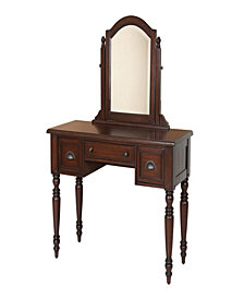 Home Styles Country Comfort Vanity and Mirror