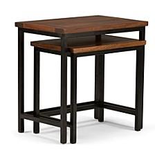 Skyler 2pc Nesting Tables