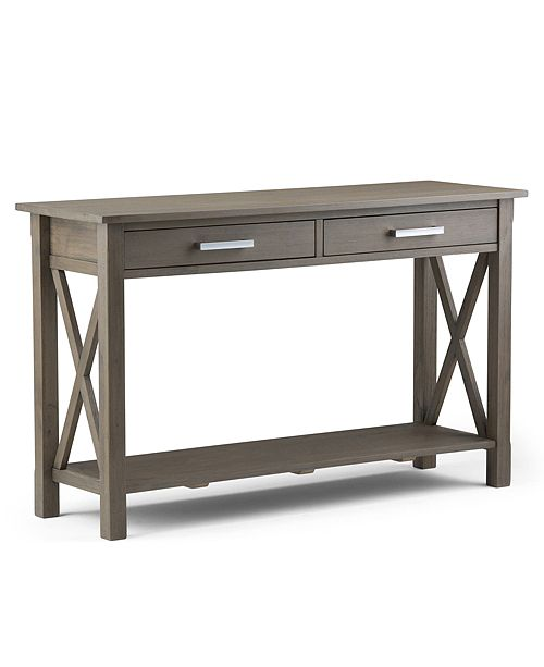 Simpli Home Rockville Console Table