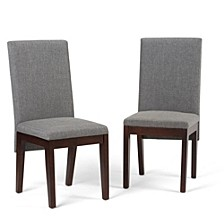 CLOSEOUT! Jennings Dining Chair, Set of 2