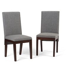 Set of 2 Jennings Dining Chair, Quick Ship