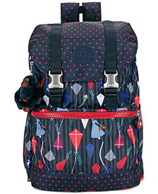 Kipling Disney's® Mary Poppins City Pack Patchwork Backpack