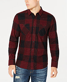 American Rag Men's Adam Nep Check Shirt, Created for Macy's
