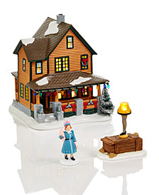 Department 56 A Christmas Story Village Collection