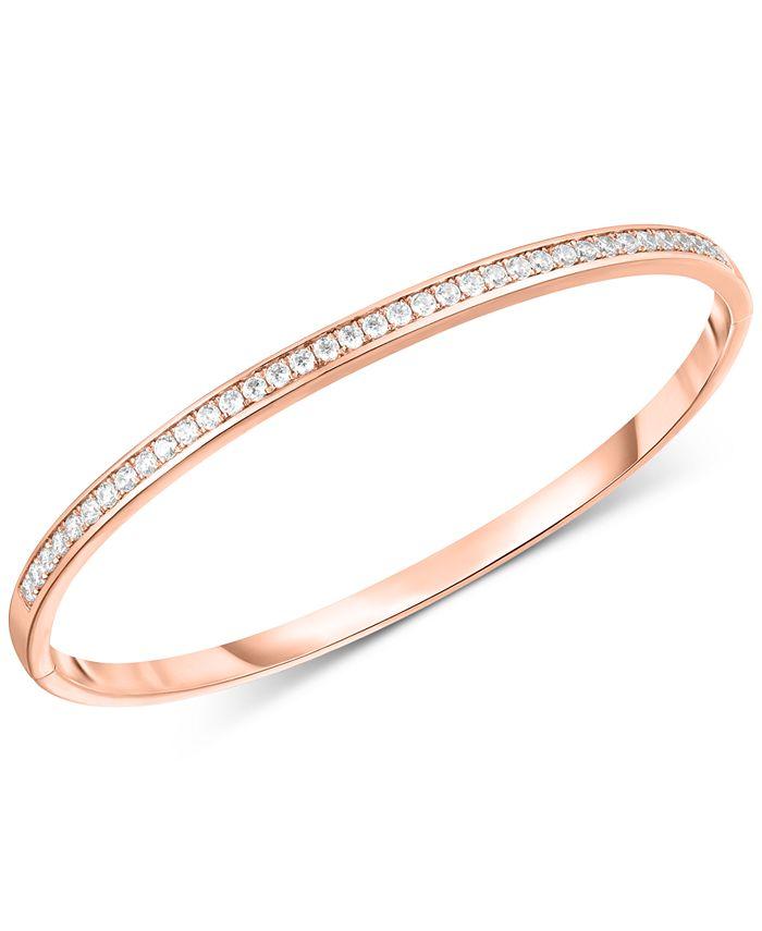Arabella - Swarovski Zirconia Bangle Bracelet